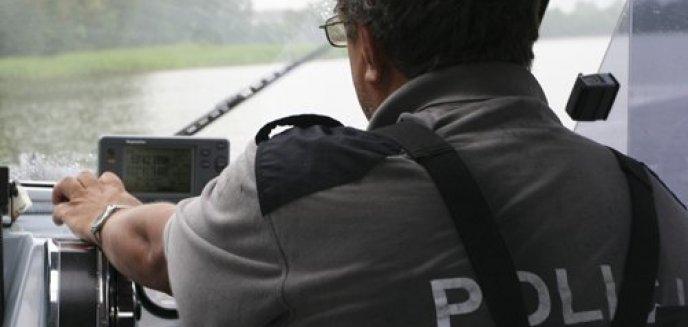 Artykuł: Policja na wodzie