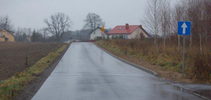 Artykuł: Kolejna schetynówka dla powiatu olsztyńskiego