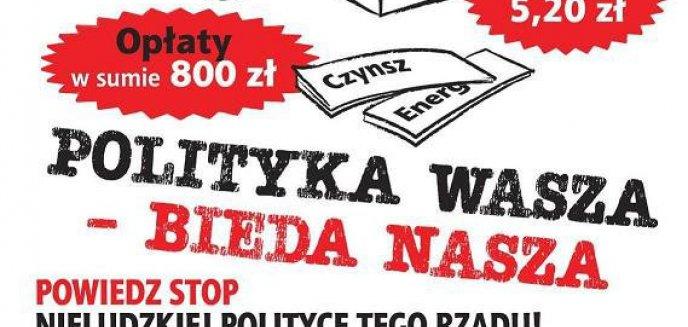 Artykuł: Protest w Olsztynie