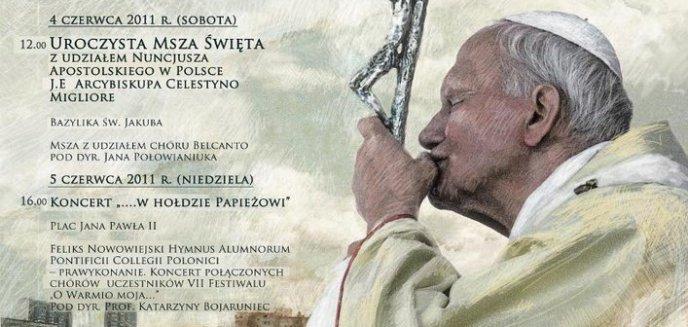 Artykuł: 20-lecie Pielgrzymki Błogosławionego Jana Pawła II na Warmię