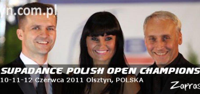 Artykuł: Supadance Polish Open Championships w Olsztynie!