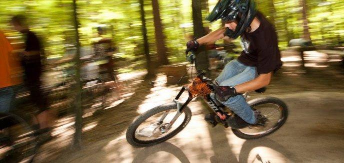 Artykuł: Ekstremalnie w Bikeparku Wąwóz
