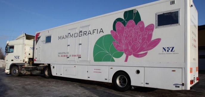 Artykuł: Bezpłatna mammografia