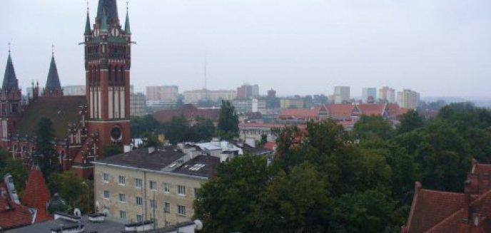 Artykuł: Odsłonięcie rzeźby ks. Jerzego Popiełuszki w Olsztynie
