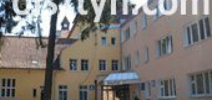 Artykuł: Szpital Pulmonologiczny w Olsztynie zyska nowe pomieszczenia