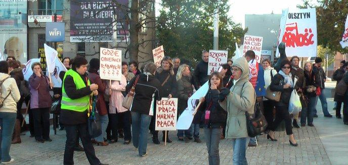 Artykuł: Szkoła to też my, czyli protest pracowników oświaty