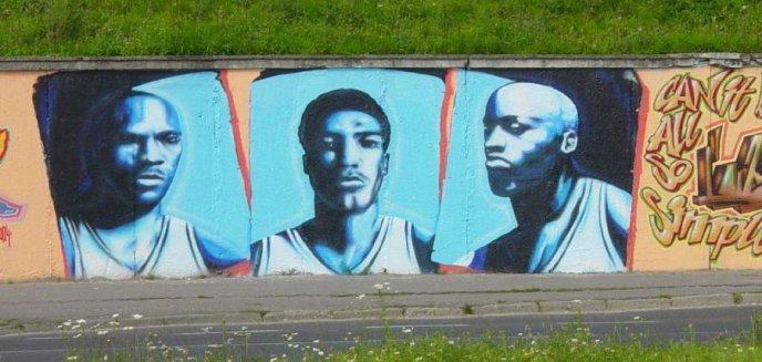 Artykuł: Graffiti sztuka, czy ''nielegal''