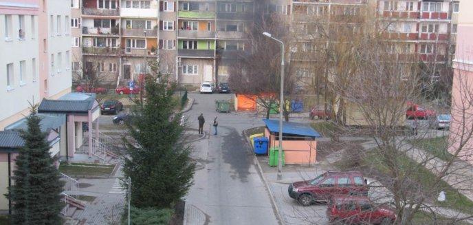 Artykuł: Pożar na ul. Herdera - zobacz zdjęcia!