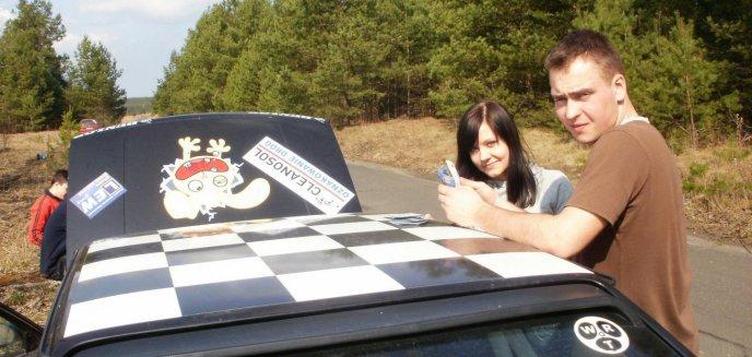 Artykuł: On i ona - razem w życiu codziennym i na trasach rajdów samochodowych