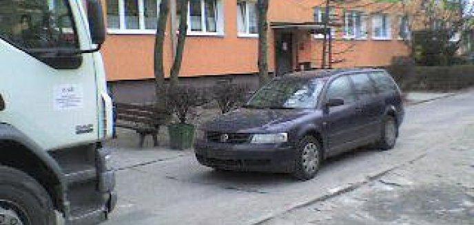 Artykuł: Źle zaparkowałem? No i co z tego!