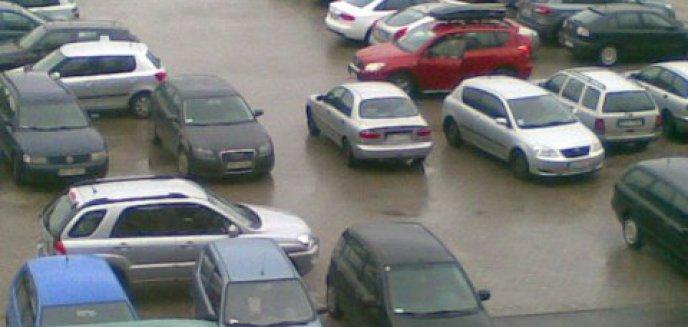 Artykuł: Zablokować cały parking? Żaden problem